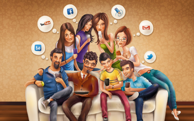 """L'importanza di essere """"social"""""""