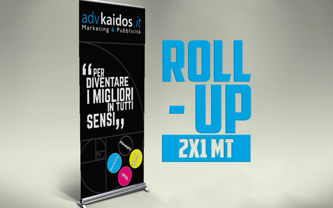 PROMO ROLL UP a 69,00€