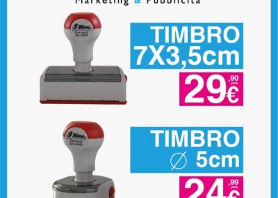 Promo Timbri